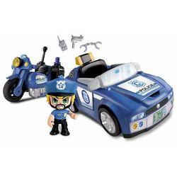 EPEE PinyPon Action Pojazd z figurką Radiowóz policyjny FPP16057