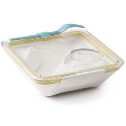 Pudełko na lunch Box Appetit biało-żołte