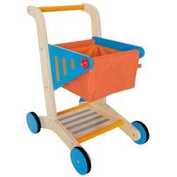 Hape Zabawkowy wózek na zakupy E3123 Darmowa wysyłka i zwroty