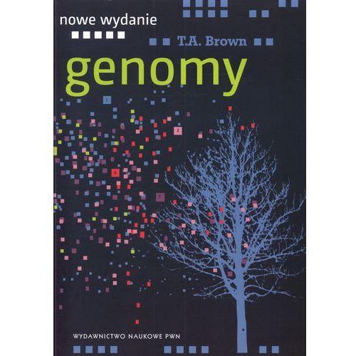 Biologia, Genomy z płytą CD (opr. miękka)