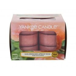 Yankee Candle Sun-Drenched Apricot Rose świeczka zapachowa 117,6 g unisex