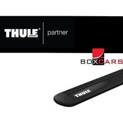 Thule Wingbar Evo 135 black belka bagażnika dachowego