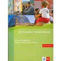 Językoznawstwo, 45 Stunden Deutschland + Cd (opr. miękka)