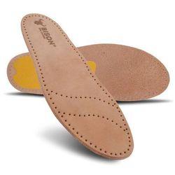 WORK - Skórzane wkładki do butów perforowane - R085