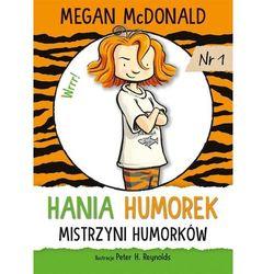 Hania Humorek Mistrzyni humorków- bezpłatny odbiór zamówień w Krakowie (płatność gotówką lub kartą). (opr. broszurowa)