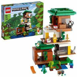 Lego MINECRAFT Domek na drzewie 21174