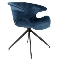Fotel MIA niebieski