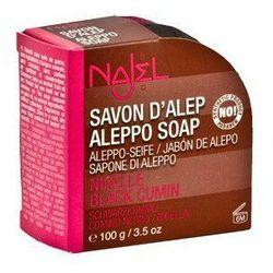 mydło Aleppo z CZARNUSZKĄ