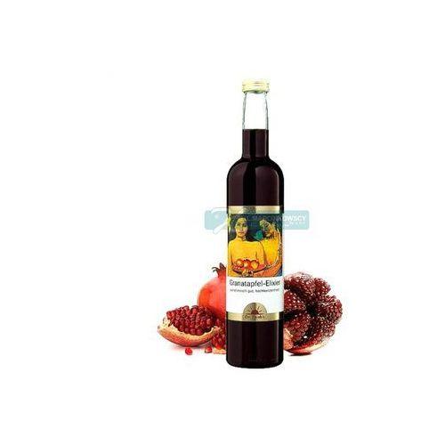 Preparaty ziołowe, Eliksir z granatów koncentrat przefermentowany - - 500 ml
