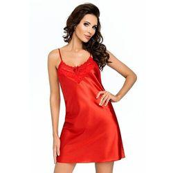 Donna eva czerwona koszula nocna