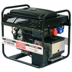 Agregat prądotwórczy Fogo FV 15000, Model - FV 15000 TE