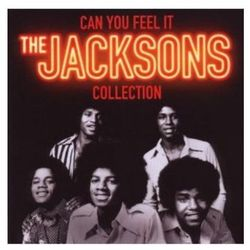 Can You Feel It: The Jacksons Collection (CD) - The Jacksons