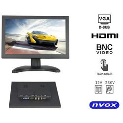 NVOX OP801VHT Monitor dotykowy open frame LCD 8