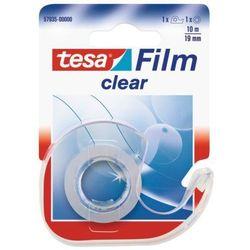 Taśma klejąca Tesa Clear 19mmx10m transparentna 57935