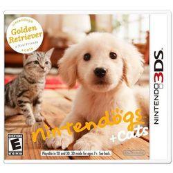 gs + Cats Golden Retriever & New Friends - Nintendo 3DS - Dzieci