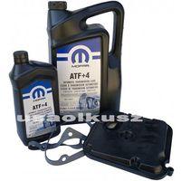 Filtry oleju do skrzyni biegów, Filtr olej MOPAR ATF+4 skrzyni biegów 42RLE Dodge Magnum