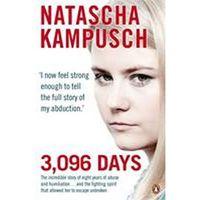 Książki do nauki języka, 3096 Days (opr. miękka)