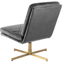 Fotel obrotowy Carrera VIC Dark grey