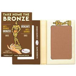 TheBalm Take Home the Bronze Anti-Orange Greg | Bronzer w naturalnym odcieniu 7g