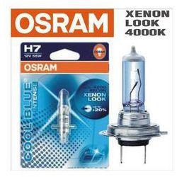 Żarówka samochodowa Osram 12V H7 55W PX26d 1 szt Cool Blue Xenon Effect 4200K