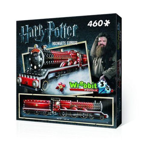 Puzzle, Puzzle 3D Wrebbit Harry Potter Hogwarts Express 460