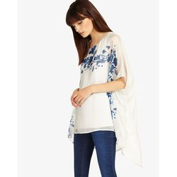 Phase Eight Tamsin Silk Floral Blouse