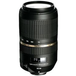 Tamron 70-300 mm f/4.0-f/5.6 SP Di VC USD / Canon