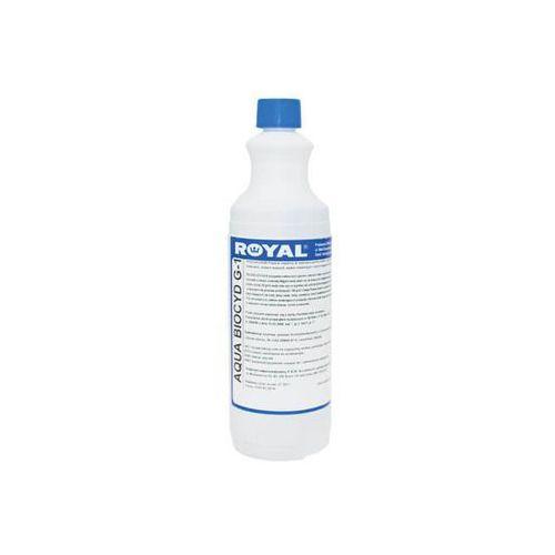 Pozostałe środki czyszczące, Royal Aqua Biocyd G-1 Koncentrat do zwalczania glonów w basenach