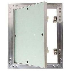 Klapa rewizyjna aluminiowa Awenta KRAL14 - 500x500mm