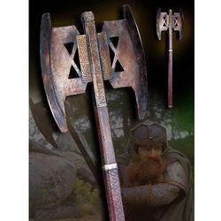 Topór bojowy Gimliego - LOTR Battle Axe of Gimli - Noble Collection (NN2222)