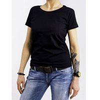 Pozostałe akcesoria do motocykli, Davca t-shirt codzienny damski black