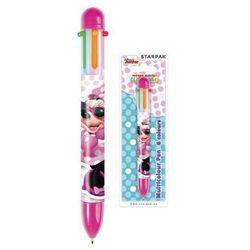 Długopis wielokolorowy Minnie