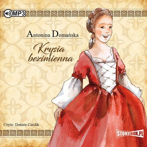 Literatura młodzieżowa, Krysia bezimienna audiobook (opr. kartonowa)