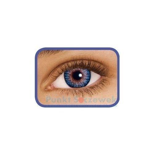 Soczewki kontaktowe, FreshLook ColorBlends Blue, 2 szt.