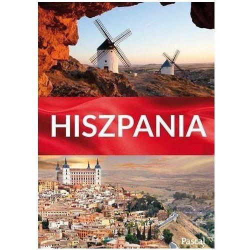 Przewodniki turystyczne, Przewodnik ilustrowany - Hiszpania (opr. broszurowa)