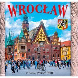 Wrocław kwadrat - Romuald Kaczmarek (opr. twarda)