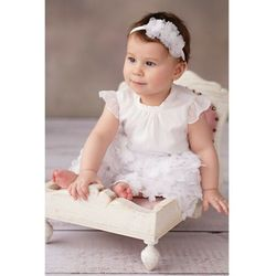 Sukienka niemowlęca do chrztu 6K40D5 Oferta ważna tylko do 2031-10-04