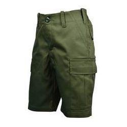 Spodnie Dziecięce Bojówki Krótkie MIRAN Olive (SDBKMO)