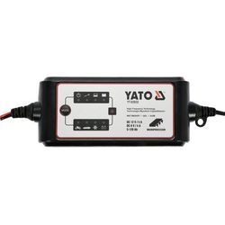 PROSTOWNIK ELEKTRONICZNY 6-12V/4A / YT-83032 / YATO - ZYSKAJ RABAT 30 ZŁ