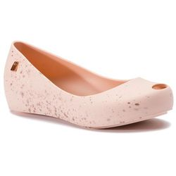 Baleriny MELISSA - Mel Ultragirl Splash Inf 32650 Pink/Metallic Pink 52902