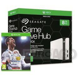 Seagate Game Drive HUB 8TB dla Xbox One STGG8000400 + gra FIFA 18