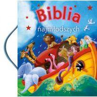 Książki religijne, Biblia najmłodszych (opr. twarda)