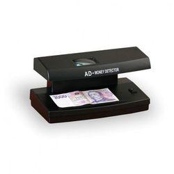 Tester banknotów CZK, EUR, USD