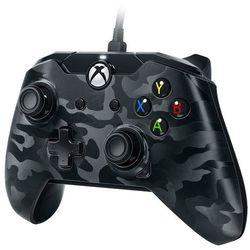 Kontroler PDP Camo Czarny (Xbox One/PC) + Zamów z DOSTAWĄ JUTRO!
