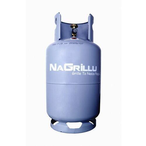 Przybory do grillowania, Butla gazowa NaGrillu lekka 11 KG Propan | Pełna