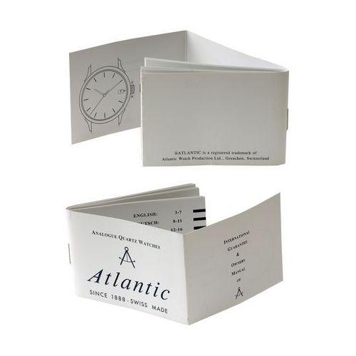 Zegarki męskie, Atlantic 95743.65.31