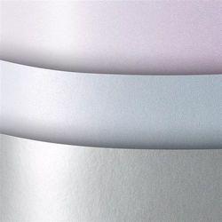 Papier ozdobny (wizytówkowy) Galeria Papieru millenium błękit A4 błękitny 220g