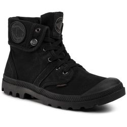Trapery PALLADIUM - Pallabrouse Baggy 02478069862 Black/Metal