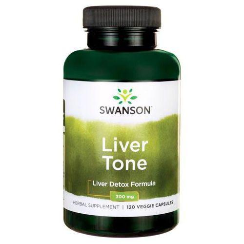Leki na wątrobę, SWANSON Liver Tone 120 kaps./300mg