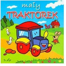 Mały traktorek Mini zwierzątka - Beata Jaczewska